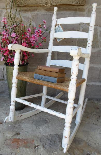 French Country Chalky Patina
