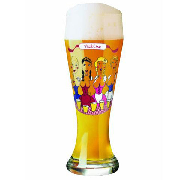 Ritzenhoff Pick One Beer Glass with Coasters