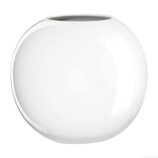 ASA-Selection White Ball Vase, large