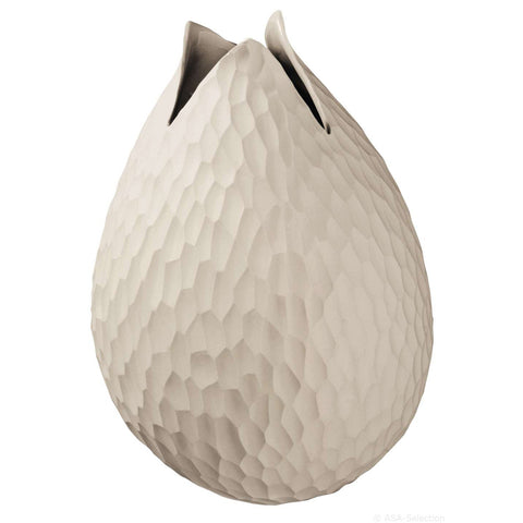 ASA Carve Design Vase, Large