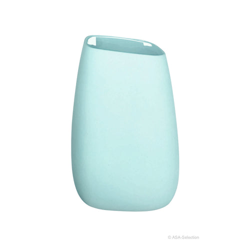 ASA-Selection Aqua Blue Design Aqua Vase, medium