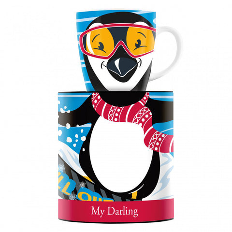Ritzenhoff Penguin Coffee Mug