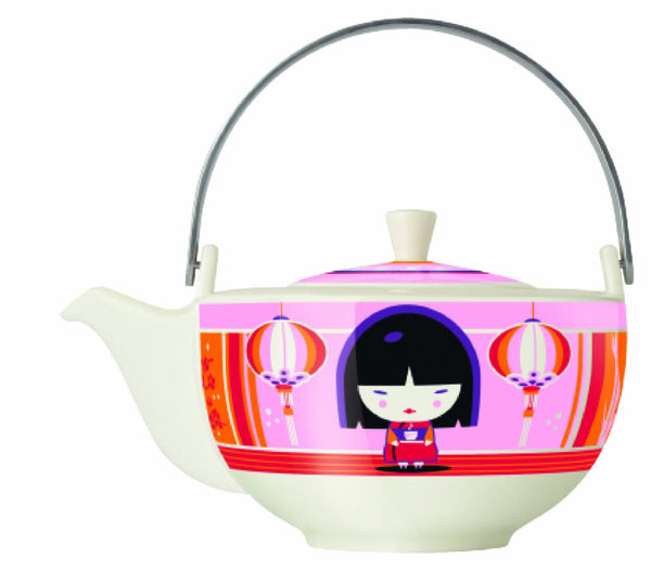 Ritzenhoff Japanese Doll Tea Pot