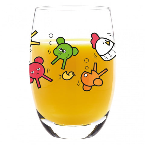 Ritzenhoff Floating Chicks Juice Glass