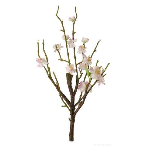 ASA Blossom Spray light pink branch of flowers