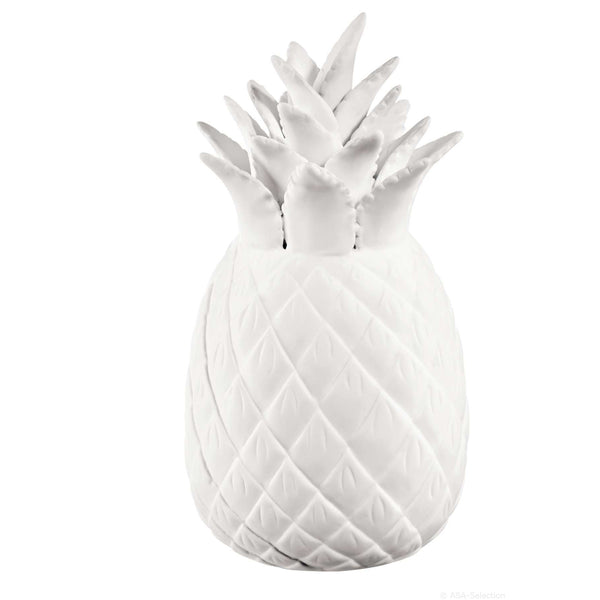 ASA-Selection Deco Design White Pinapple, small
