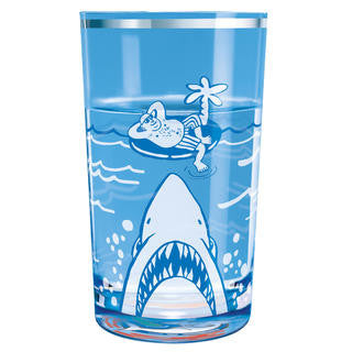 Ritzenhoff Shark Underneath Water Glass