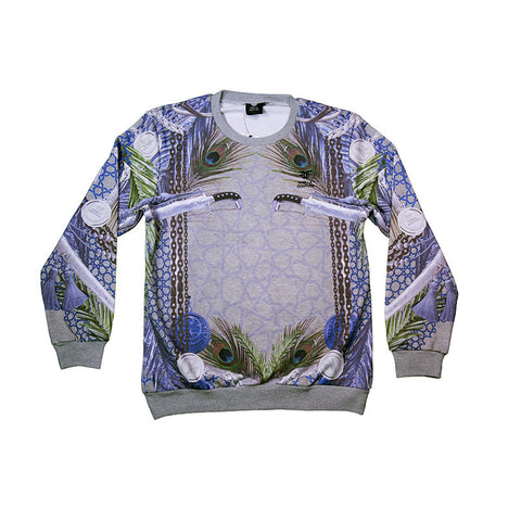 Peacok Sweater