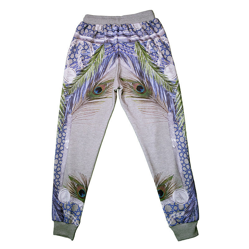 Peacok Pants