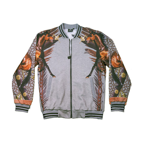 Sworded Horse Men Jacket