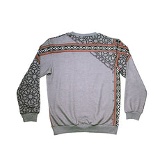 Geometric Sadu Men Sweater