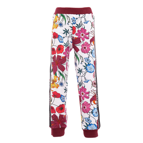 Qatar Botanical print Pants