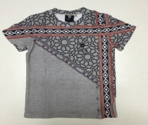 Geometric Sadu Men Tshirt