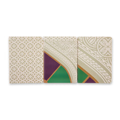 Decorative Panels & Decorated Areas, Arches