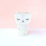 Cat Bowl & Cup Set