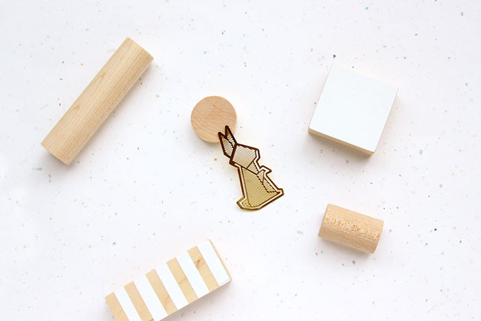 Rabbit Bookmark