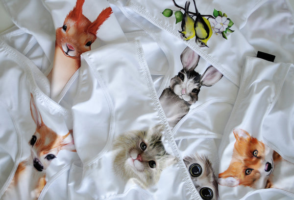 Rabbit panties