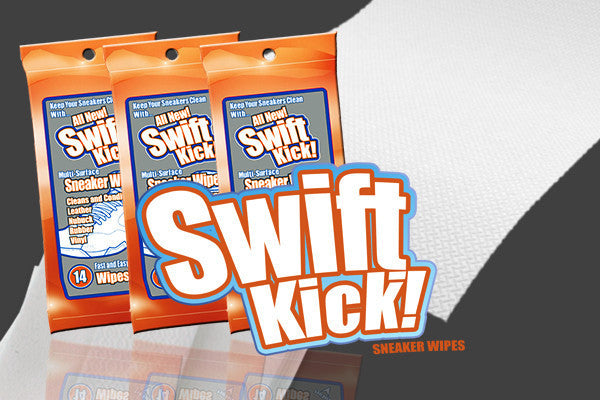 Swift Kick Wipes - 3 Pack - swiftkickwipes - 1