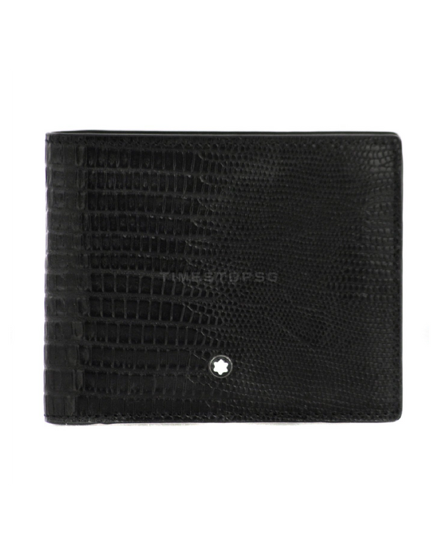 Montblanc - Meisterstück Selection Wallet, Black, Leather, 6 Cards ( 116285 )