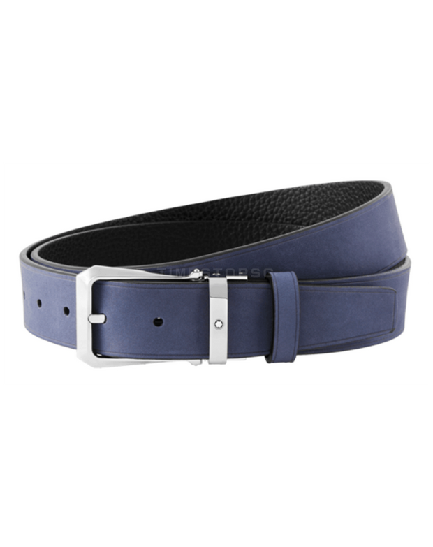 Montblanc - Casual Leather Belt ( 118445 )