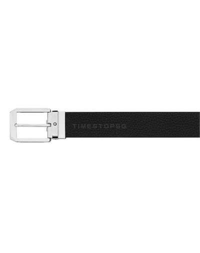 Montblanc - Montblanc Classic Leather Belt ( 118447 )