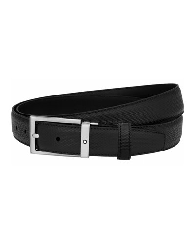 Montblanc - Cut-to-Size Business Belt- Black ( 123898 )