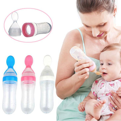 Baby SQUEEZE® Feeding Spoon