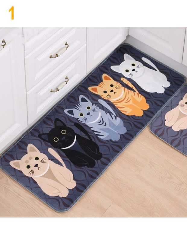Cosy Cat Anti-Slip Floor Mat - 50% OFF TODAY