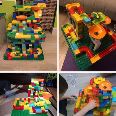 Crazy Marble Run Blocks™ - 50% OFF TODAY !