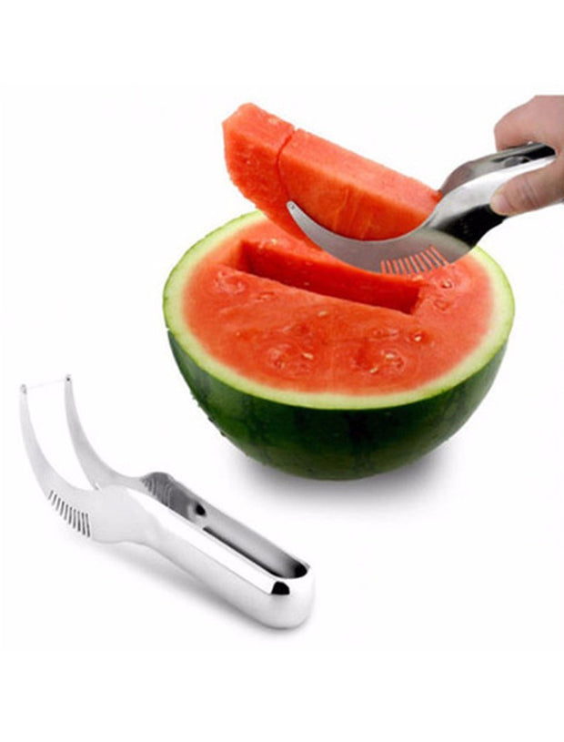 Stainless Steel Watermelon Slicer - SAVE 50% TODAY