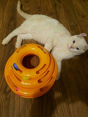 Three Level Cat Toy