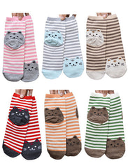 Cosy Cat Socks - 50% OFF TODAY