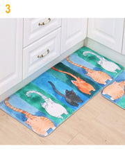 Cat Anti Slip Floor Mat
