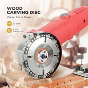 Chain DISC™ Wood Angle Grinding Disc