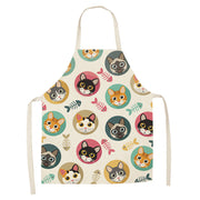 Cute Kitty Cat Apron