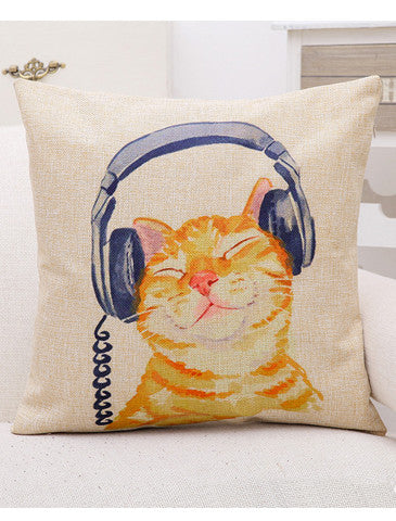 Cute Cat Pillow Case - 50% OFF TODAY
