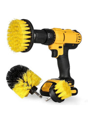 Power Brush Scubber Set