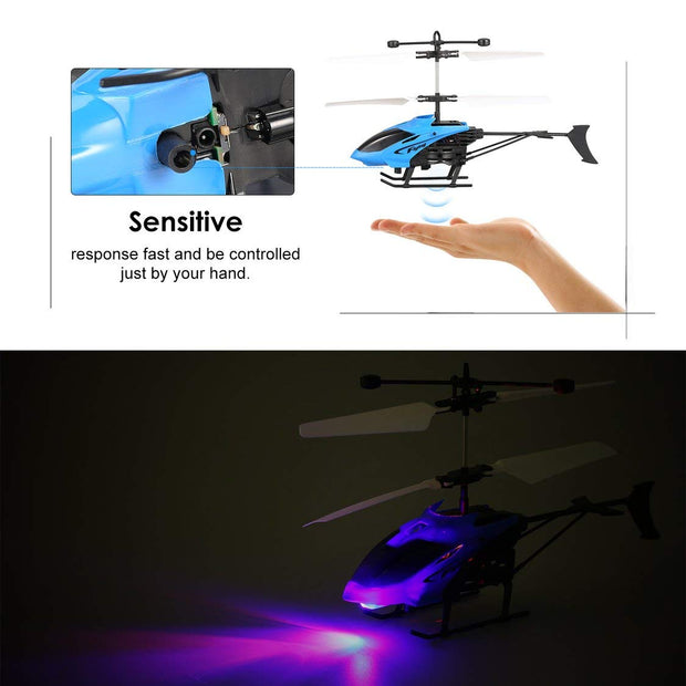 Learn To Fly™ RC Flying Helicopter
