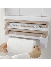 Kitchen Roll Holder Dispenser