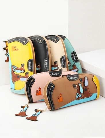 Cute Dog Purse - SAVE 40% TODAY
