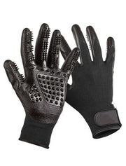 Pet Shedding Grooming Gloves - SAVE 50% TODAY