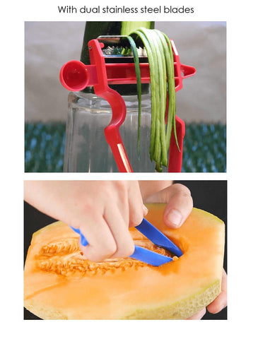 AMAZING 3pc Peeler Set - SAVE 50% TODAY