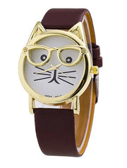 Time Is Meow Cat Watch - 55% OFF TODAY