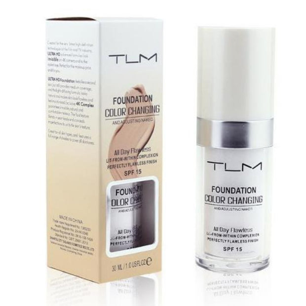 TLM Flawless™ Color Changing Foundation