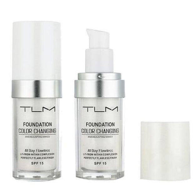 TLM Flawless Color Changing Foundation