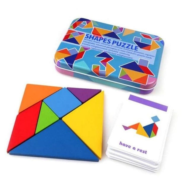 Educational Puzzle Set