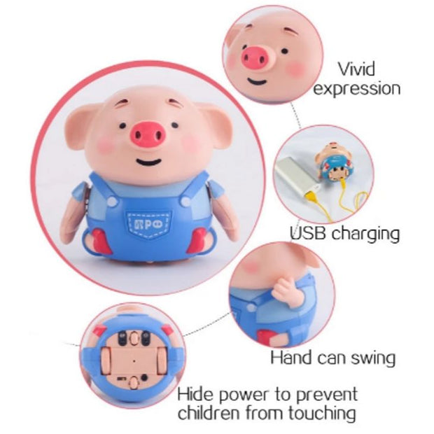Magical Inductive Pig Toy