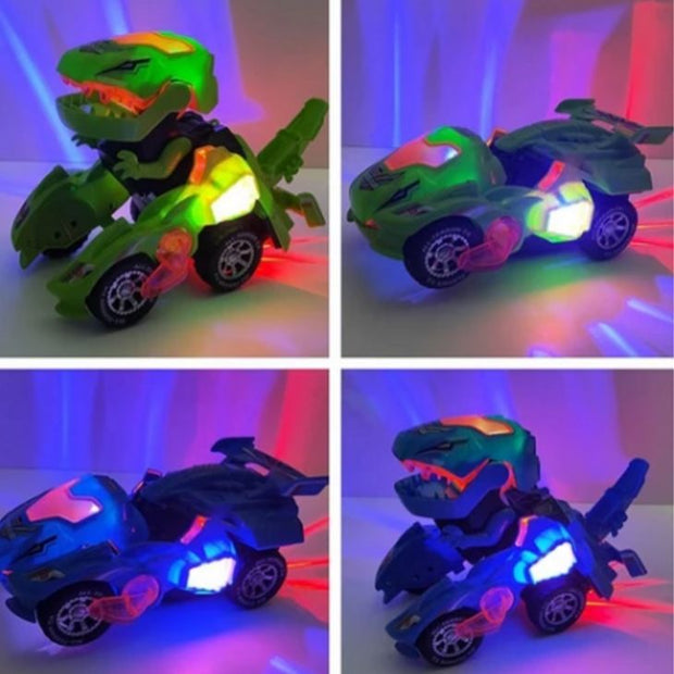 3D Transforming Car Dinosaur Toy™