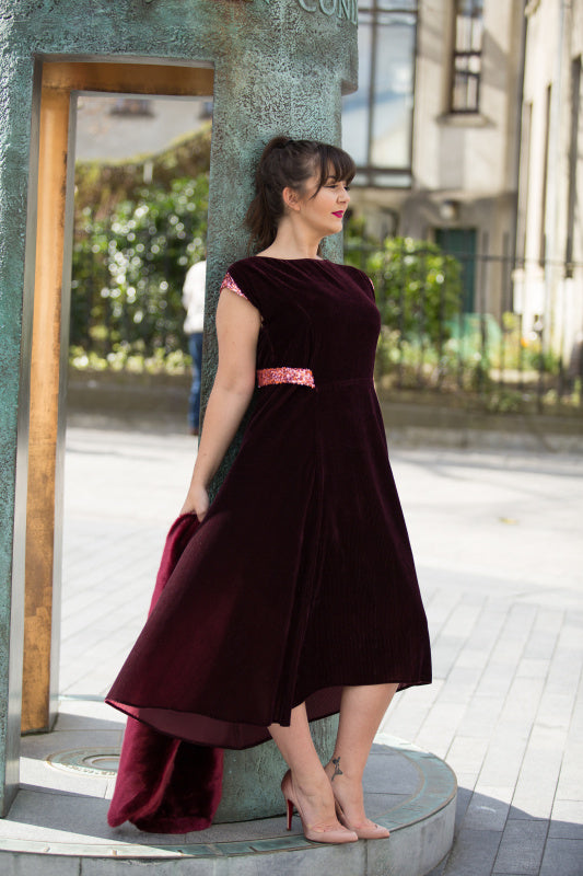 Caroline Kilkenny Alesya Dress
