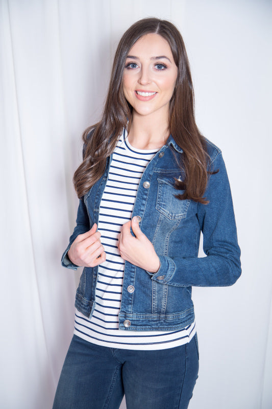 Kaffe Denim Jacket